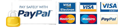 Pay with Secure PayPal Checkout